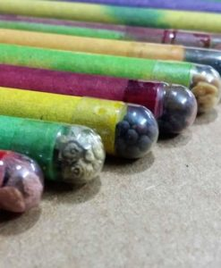 Eco-friendly Seed Pencils (Box of 12 HB pencils) - Seeds in capsules