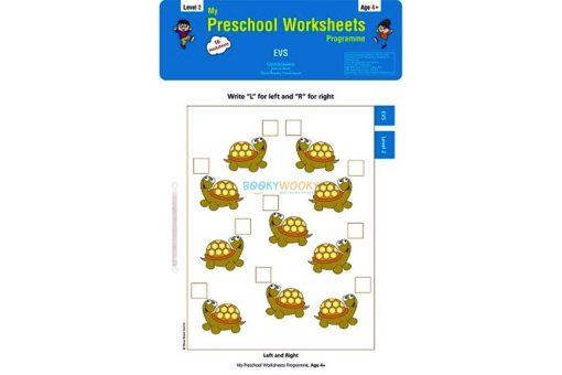 EVS Worksheets Level 2 Age4 9788184991666