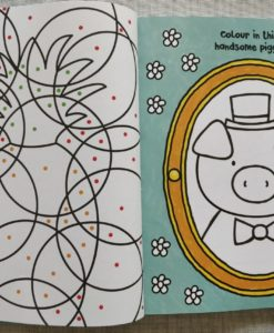 Start Little, Learn Big! My First Colouring Book Inside4
