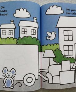 Start Little, Learn Big! My First Colouring Book Inside7