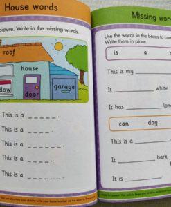 Gold Stars Big Workbook Starting School Ages 4-5 Inside1