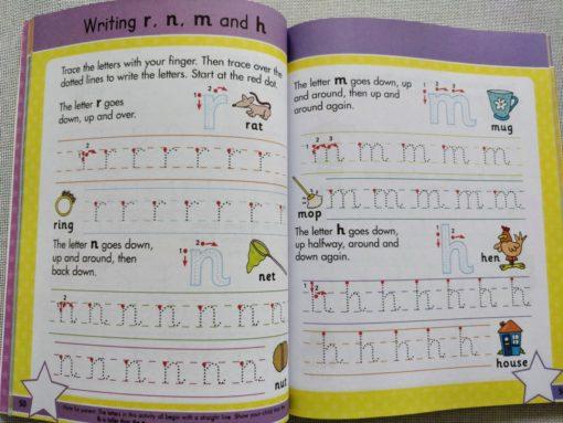 Gold Stars Big Workbook Starting School Ages 4-5 Inside2