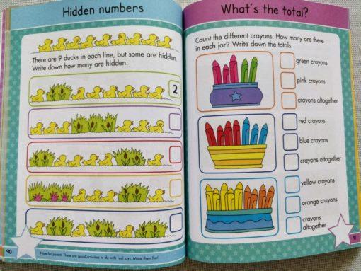 Gold Stars Big Workbook Starting School Ages 4-5 Inside4