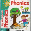 Gold Stars Big Workbook Phonics Ages 4-7 Cover