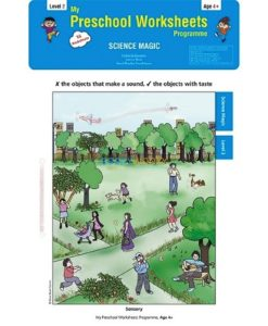 Science Magic Worksheets Level 2 Age4