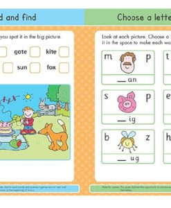 Gold Stars Big Workbook Ready for School Ages 3-5 Inside2