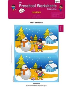Seasons Worksheets Age5 9788184991796