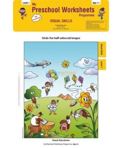 Visual Skills Worksheet Level 1 Age3