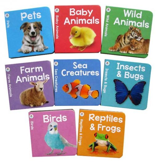 My Learning Library – Animals - All Books