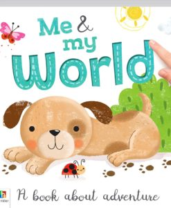 9781488912436_Me and My_World_Cover