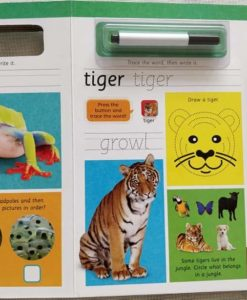 Write and Wipe Animals with Sounds Inside3