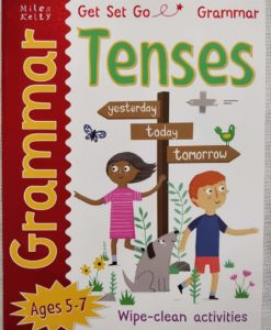 Get Set Go Grammar - Tenses Wipe Clean Activities