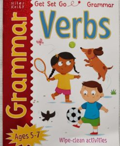 Get Set Go Grammar Verbs Wipe Clean Activities