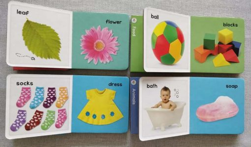 My Learning Library First Words - Open Books 1
