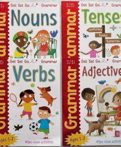 Get Set Go Grammar Set of 4 titles image 2
