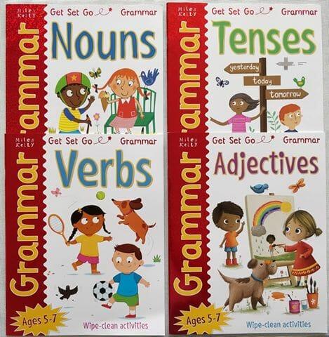 Get Set Go Grammar Set of 4 titles image 2