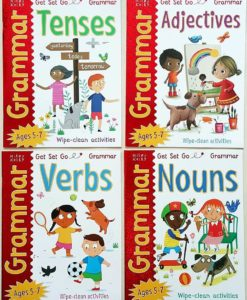 Get Set Go Grammar Set of 4 titles