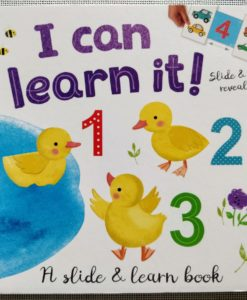 I can learn it! 123 Cover