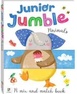 Junior Jumble-Animals-Cover