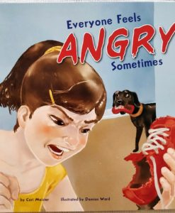 Everyone feels Angry Sometimes cover page