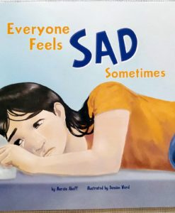 Everyone feels sad sometimes cover