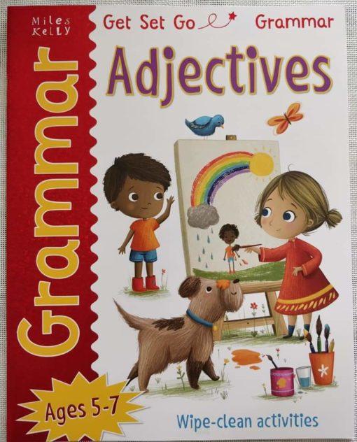 Get Set Go Grammar Adjectives