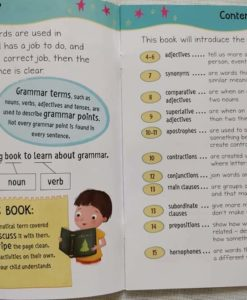 Get Set Go Grammar Adjectives Index
