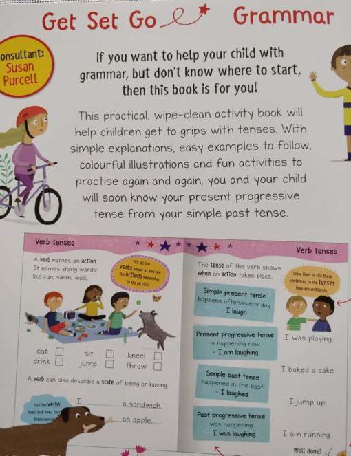 Get Set Go Grammar Tenses LastPage
