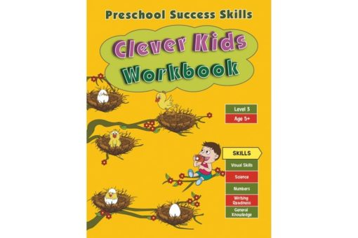 Preschool Success Skills Clever Kids Workbook