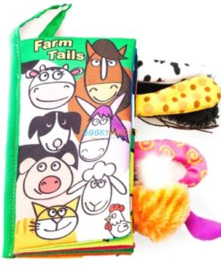 Farm Tails cloth book new cover2
