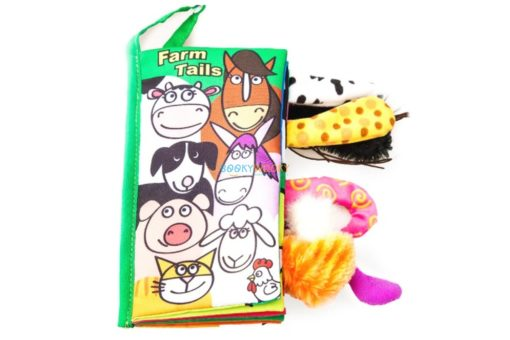 Farm Tails cloth book new cover2
