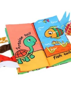 Pets tails cloth book2