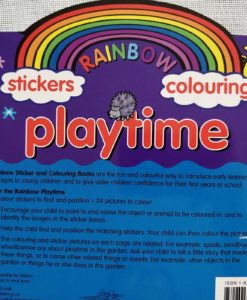 Rainbow Stickers Colouring Playtime (7)