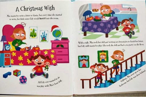 5 Minute Tales Christmas Stories Inside