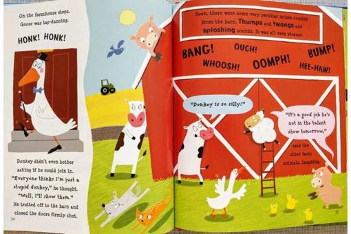 5 Minute Tales Farm Stories Inside (2)