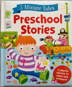 5 Minute Tales Preschool Stories Igloo Books 9781786704726 Cover Page 2