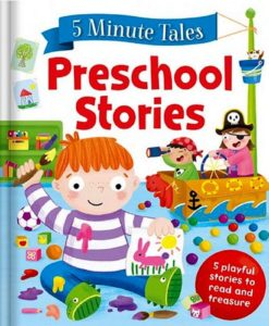 5 Minute Tales Preschool Stories Igloo Books 9781786704726 Cover Page