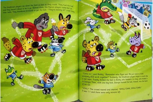 5 Minute Tales Stories for Boys Igloo Books Inside (3)