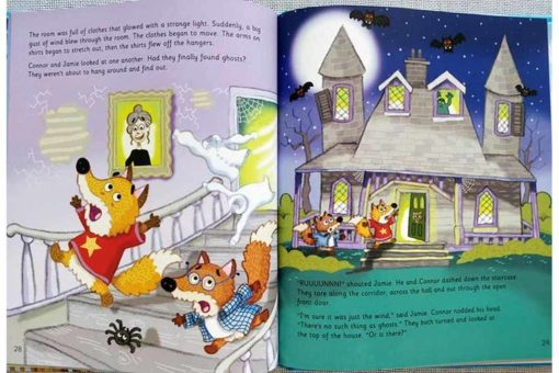 5 Minute Tales Stories for Boys Igloo Books Inside (4)