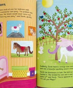 5 Minute Tales Stories for Girls Inside Page (2)