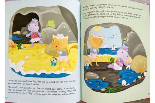 5 Minute Tales Stories for Girls Inside Page