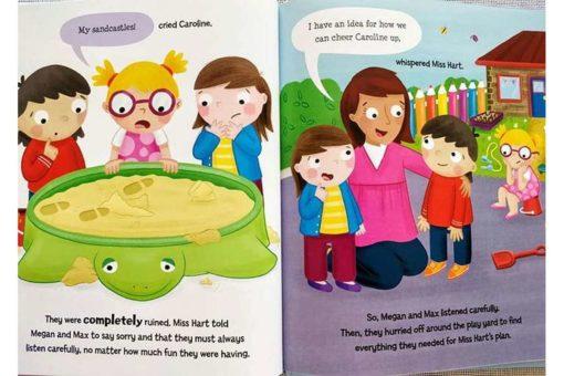Five Minute Tales Preschool Stories Igloo Inside (1)