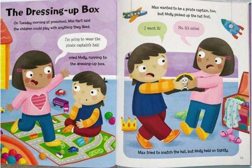 Five Minute Tales Preschool Stories Igloo Inside (4)
