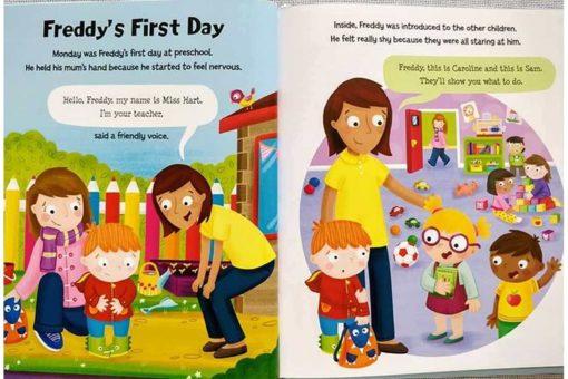 Five Minute Tales Preschool Stories Igloo Inside (5)