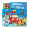 Wind it up Watch it Go My Little Fire Engine2