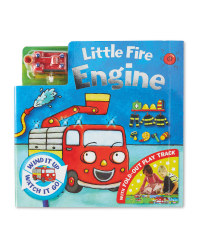 Wind it up Watch it Go My Little Fire Engine2