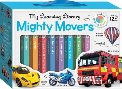 My Learning Library Mighty Movers 2