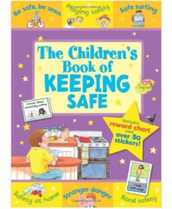 Childrens Book of Keeping Safe Cover