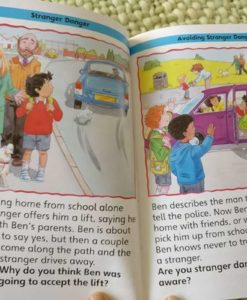 Childrens Book of Keeping Safe Inside