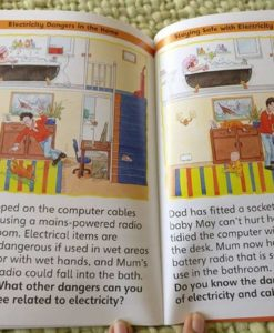 Childrens Book of Keeping Safe Inside5